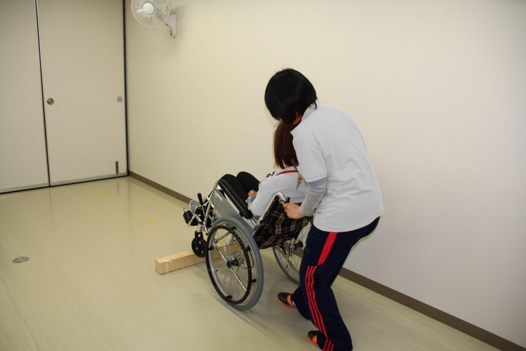 介護福祉士実技講習第16回試験問題を練習