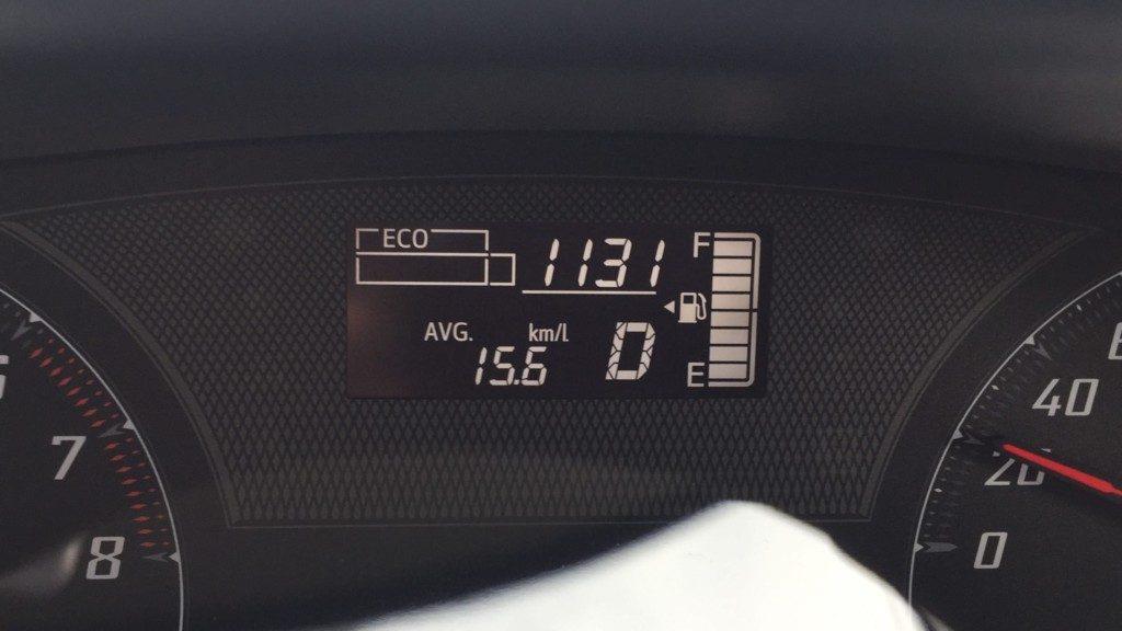 シエンタ(170系)の燃費を満タン法で計測