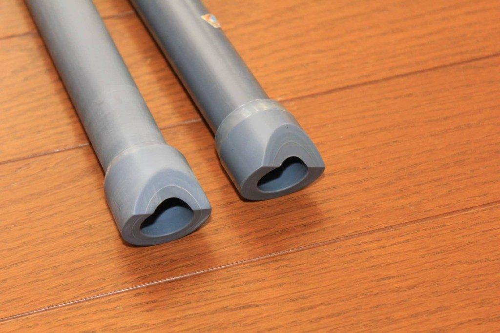 尺八を水道管で作る方法