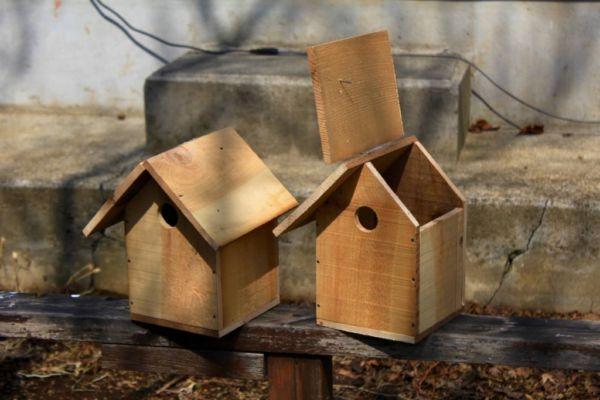 野鳥の巣箱の作り方と材料一式 |...