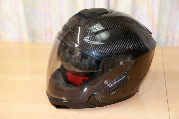 カーボンヘルメットWINS A-FORCE RSのレビュー