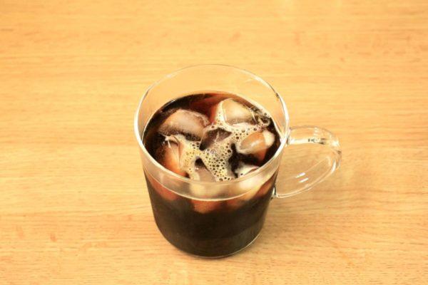 即席で作るスタバのアイスコーヒーブレンド